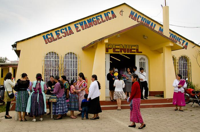 La Iglesia Evangelica Nacional Metodista Peniel